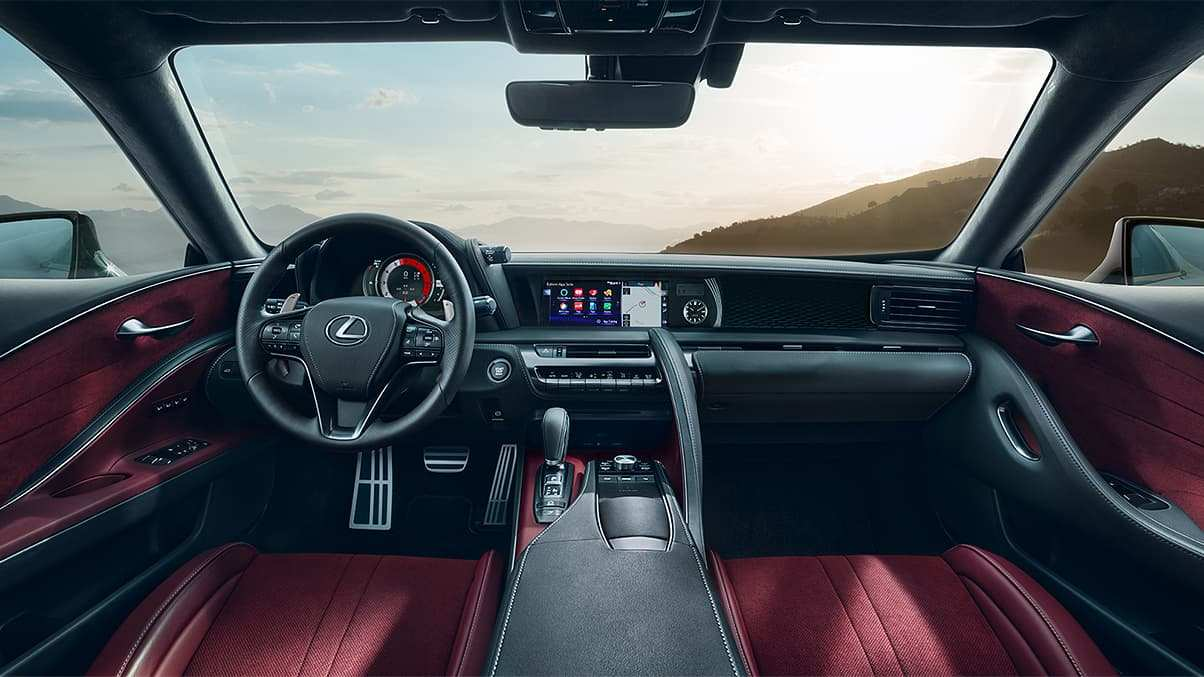 62 The 2019 Lexus Lf Lc Research New by 2019 Lexus Lf Lc