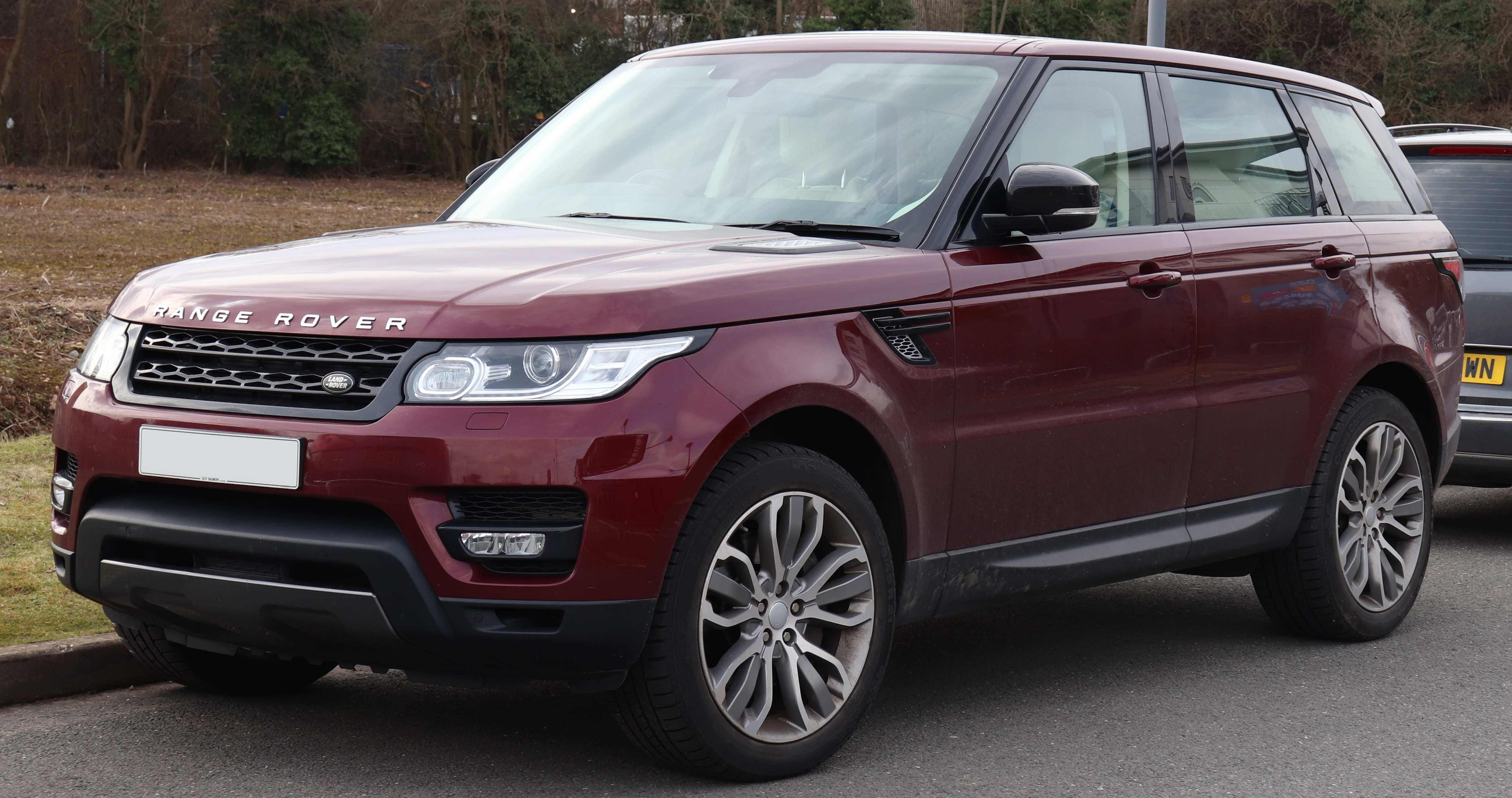 63 Best Review Range Rover Sport Pictures First Drive with Range Rover Sport Pictures