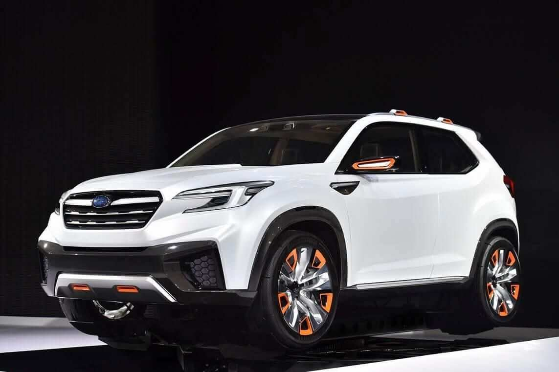 63 Best Review Subaru Tribeca Concept History for Subaru Tribeca Concept