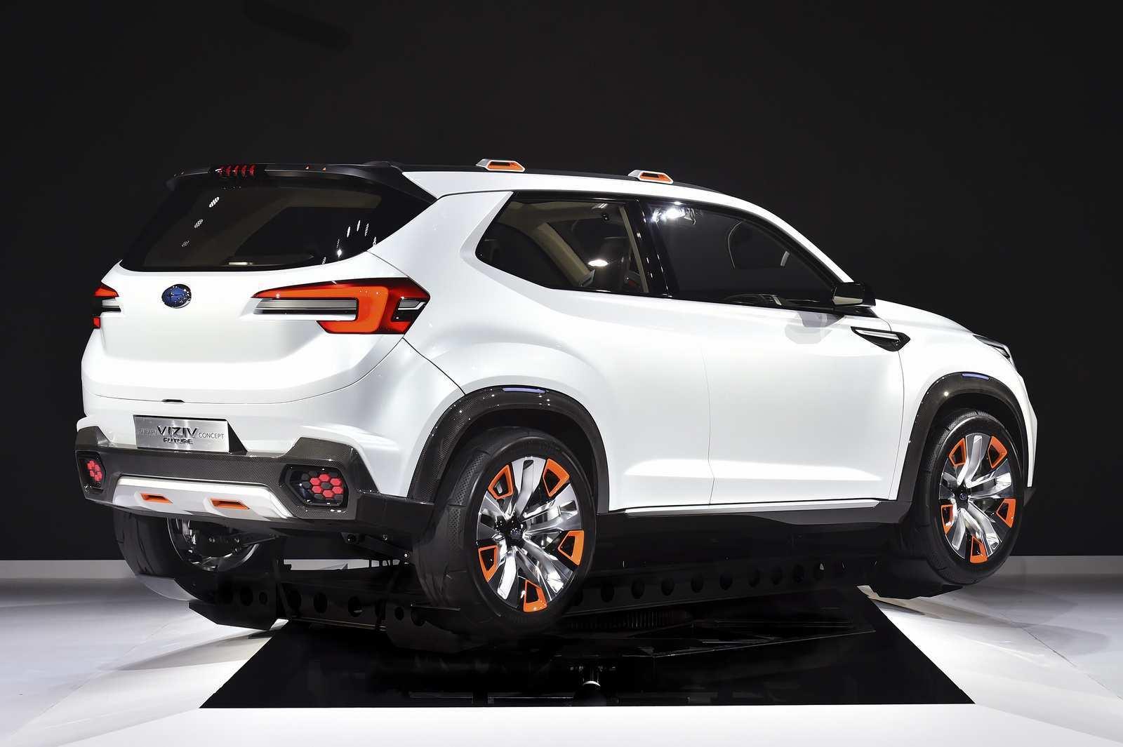 63 Gallery of Subaru Tribeca Concept Engine for Subaru Tribeca Concept