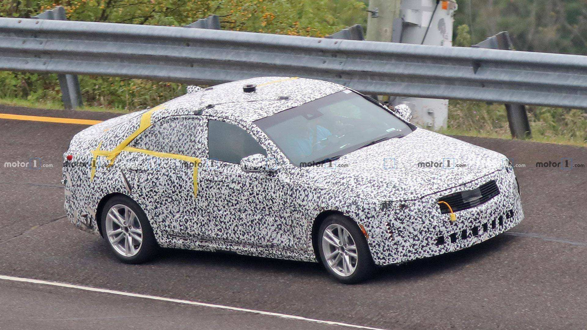 64 All New Cadillac Spy Shots Redesign by Cadillac Spy Shots