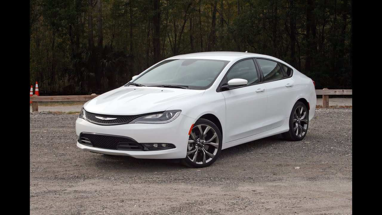 64 Great Picture Of A Chrysler 200 Specs by Picture Of A Chrysler 200