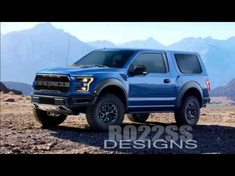 65 All New Svt Bronco 2020 Redesign with Svt Bronco 2020