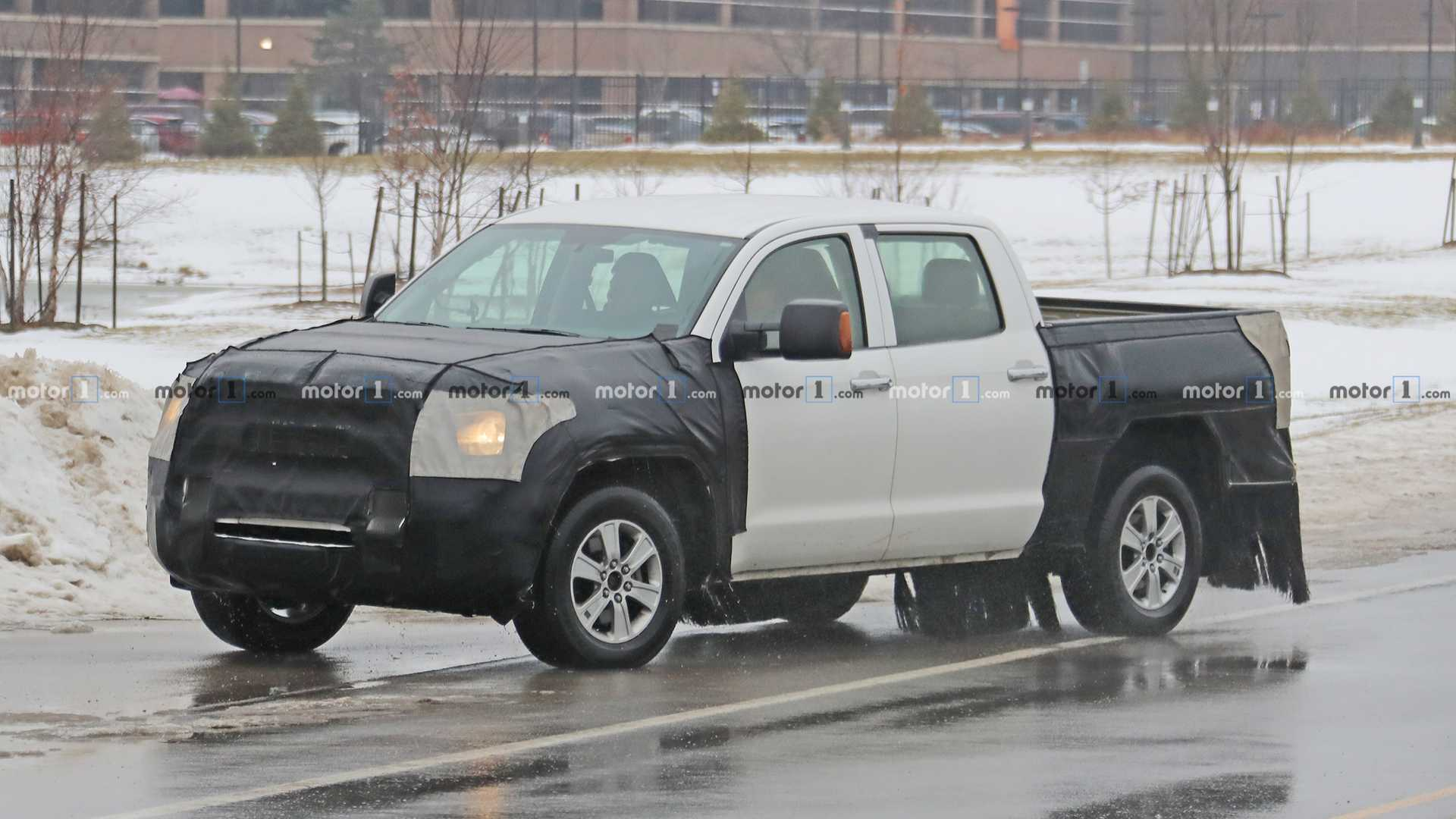 65 Gallery of 2020 Toyota Tundra Concept Release Date with 2020 Toyota Tundra Concept
