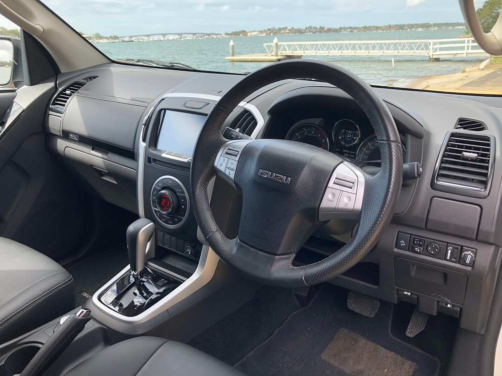 65 Great Isuzu Mu X Interior Release with Isuzu Mu X Interior