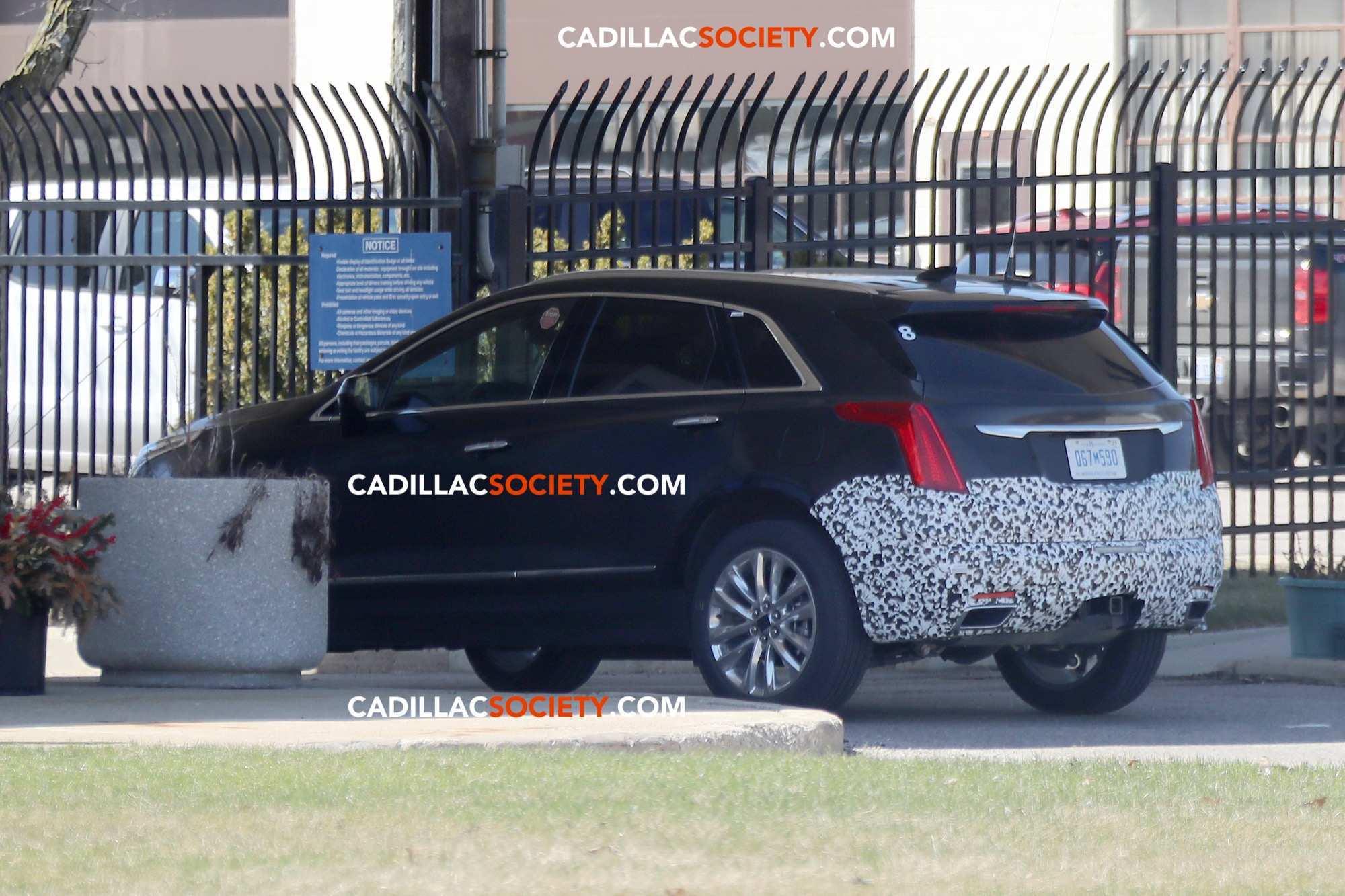 66 The Spy Shots Cadillac Xt5 Picture for Spy Shots Cadillac Xt5