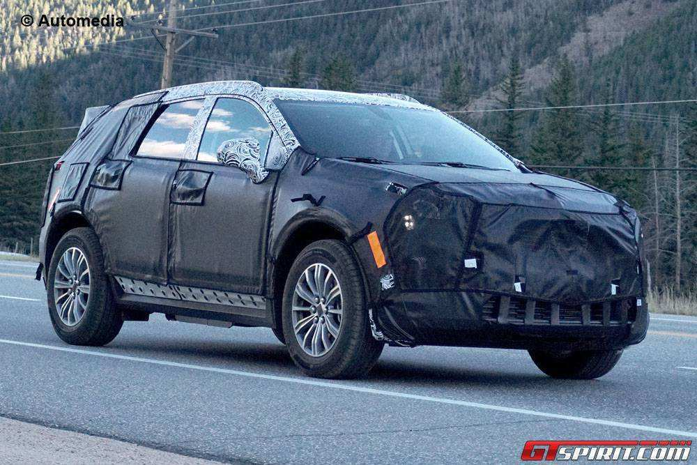 66 The Spy Shots Cadillac Xt5 Picture for Spy Shots Cadillac Xt5