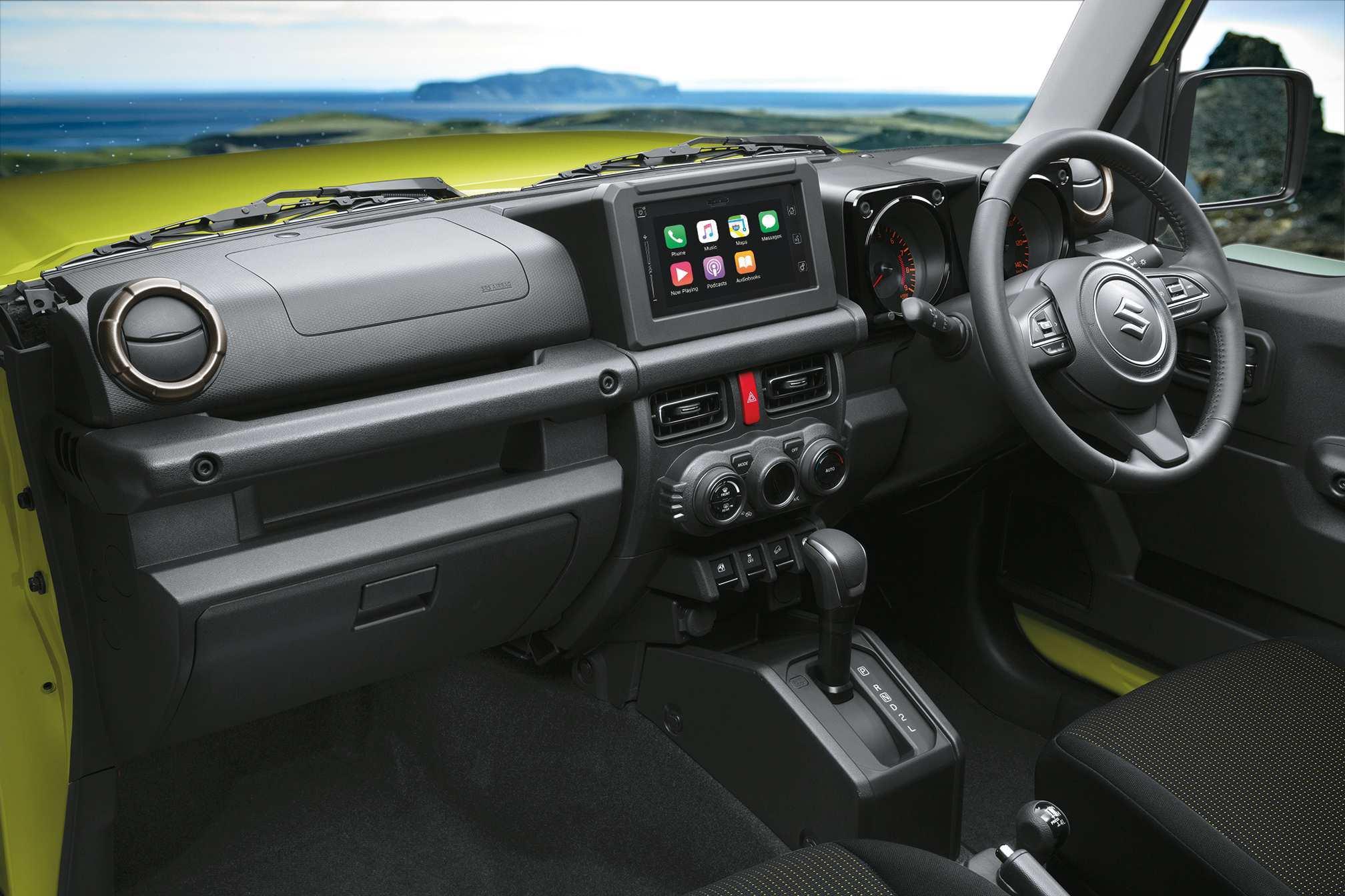 67 Gallery of Suzuki Jimny Interior Interior by Suzuki Jimny Interior