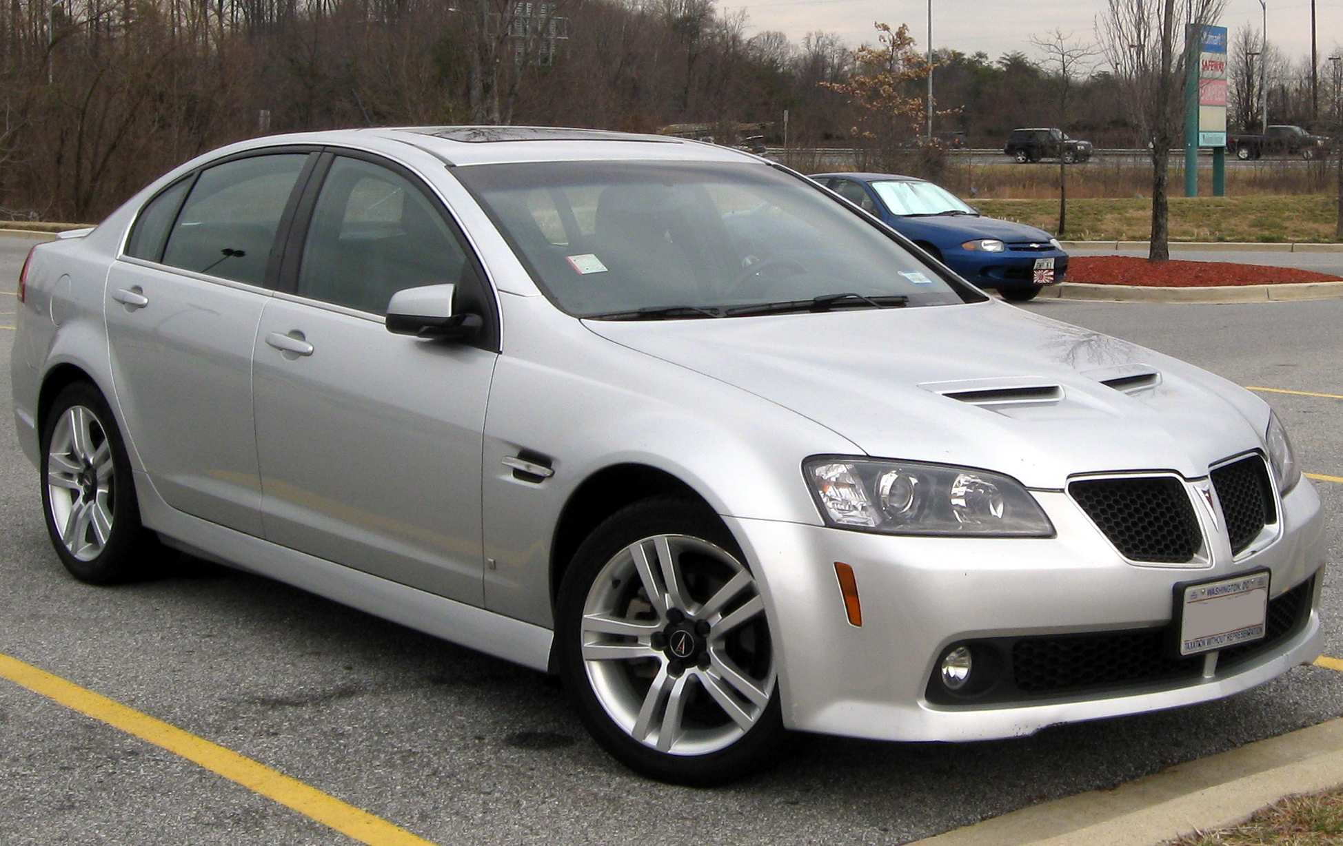 68 All New Pontiac G8 Images Spesification by Pontiac G8 Images