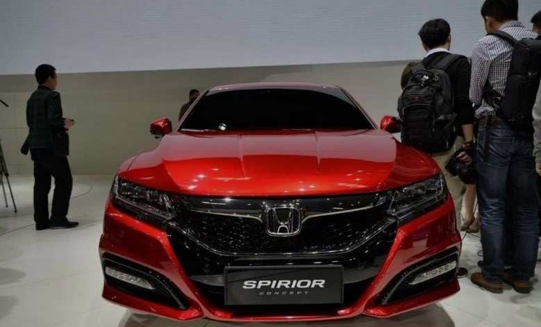 68 Concept of Honda Spirior Release Date Research New for Honda Spirior Release Date