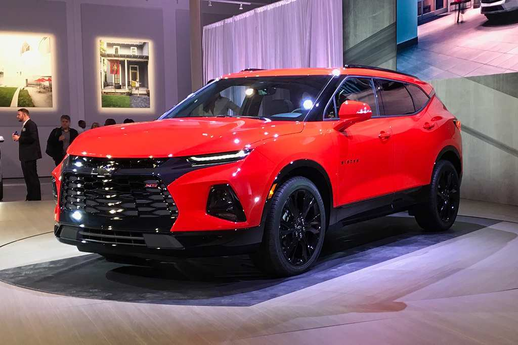 68 The 2019 Chevy Trailblazer Ss Research New for 2019 Chevy Trailblazer Ss