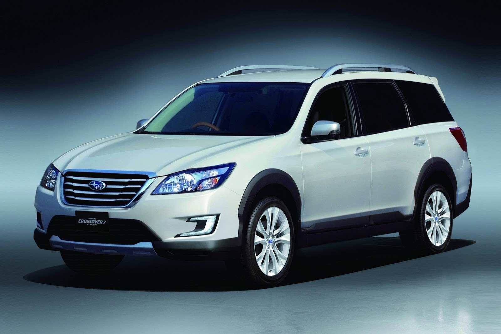 69 Gallery of Subaru Tribeca Concept Redesign and Concept with Subaru Tribeca Concept