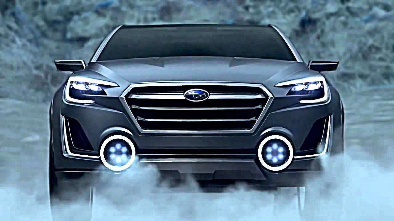 70 Gallery of Subaru Tribeca Concept Performance by Subaru Tribeca Concept
