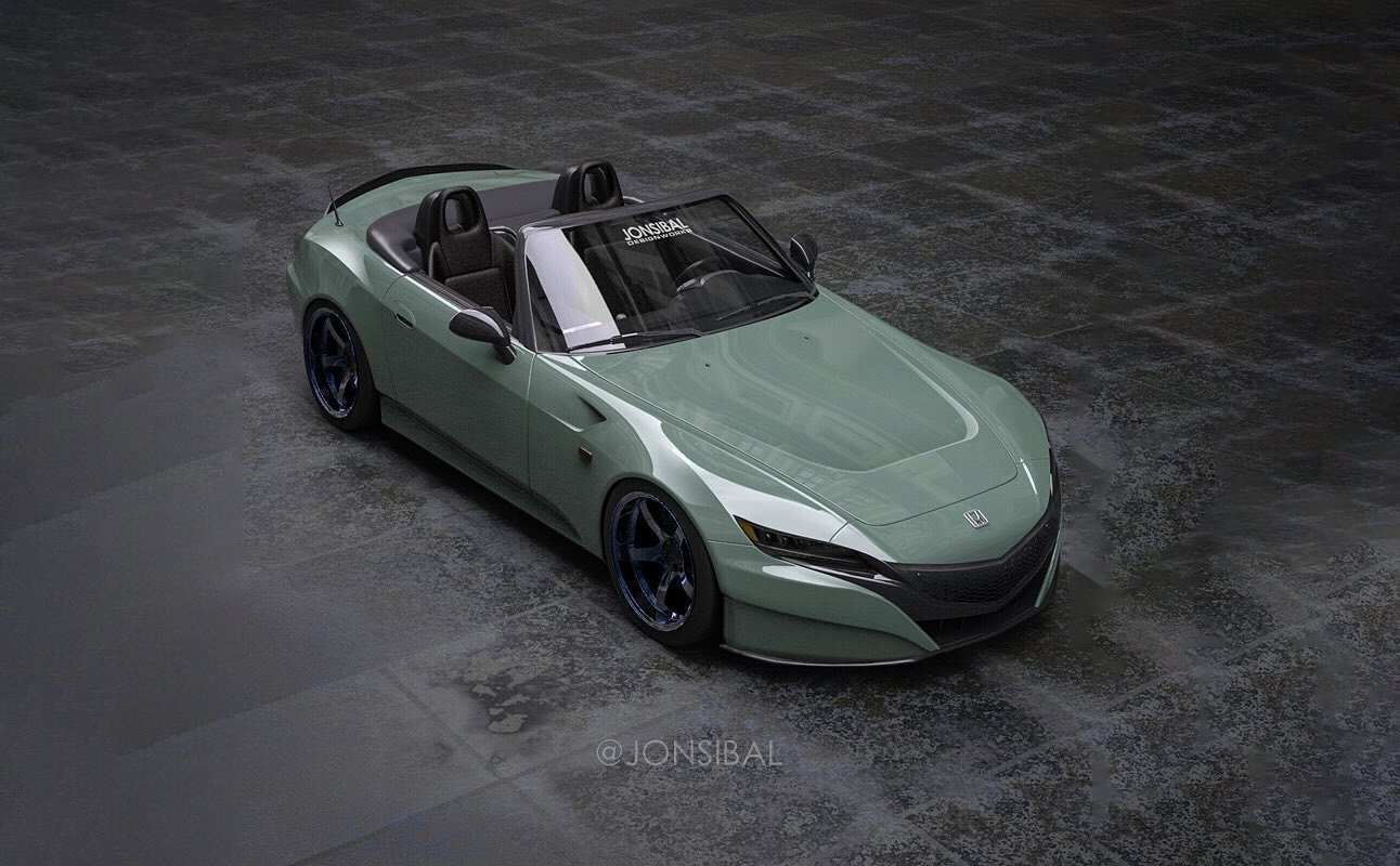 70 The 2020 S2000 Redesign and Concept with 2020 S2000