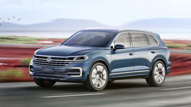 71 Best Review Touareg Redesign Wallpaper with Touareg Redesign