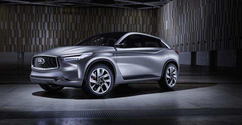 71 Concept of Infiniti Qx70 Concept Exterior by Infiniti Qx70 Concept