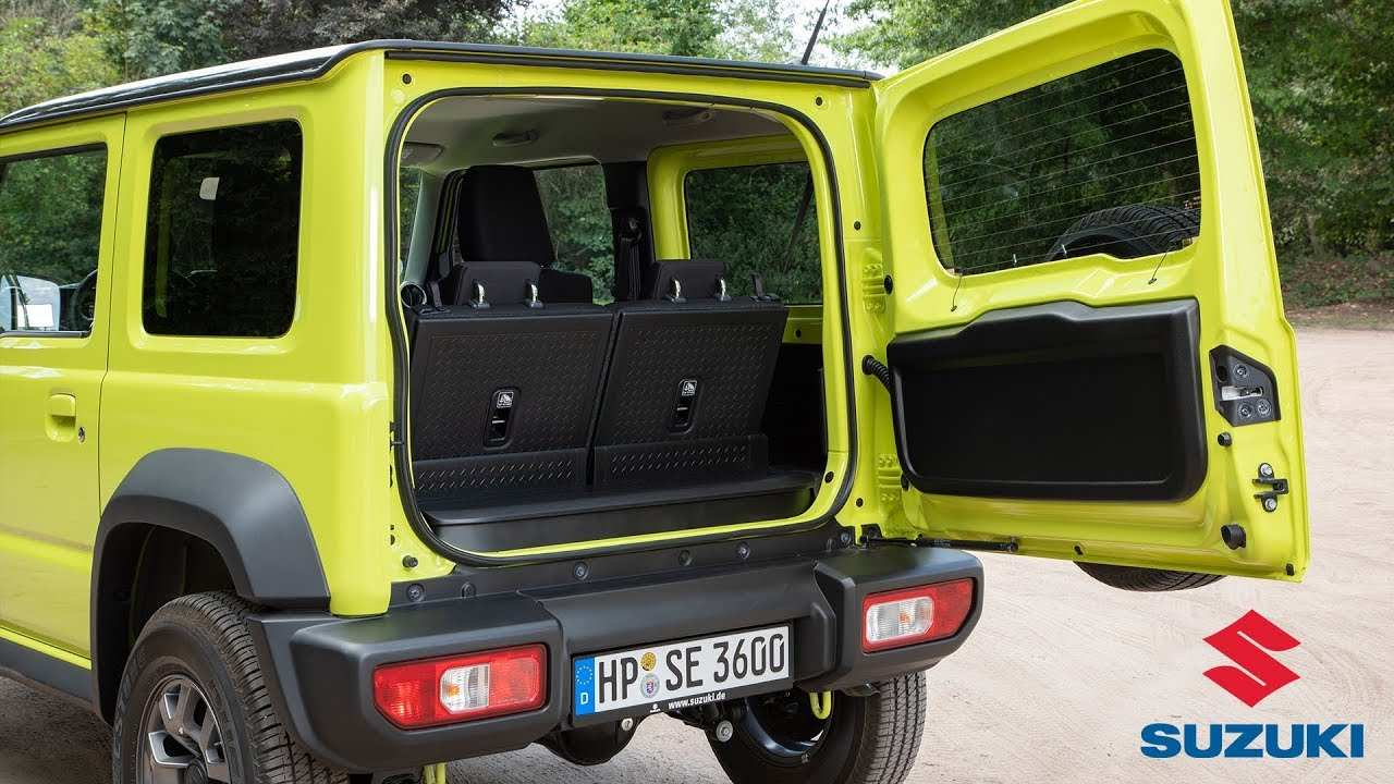 71 Gallery of Suzuki Jimny Interior Redesign by Suzuki Jimny Interior