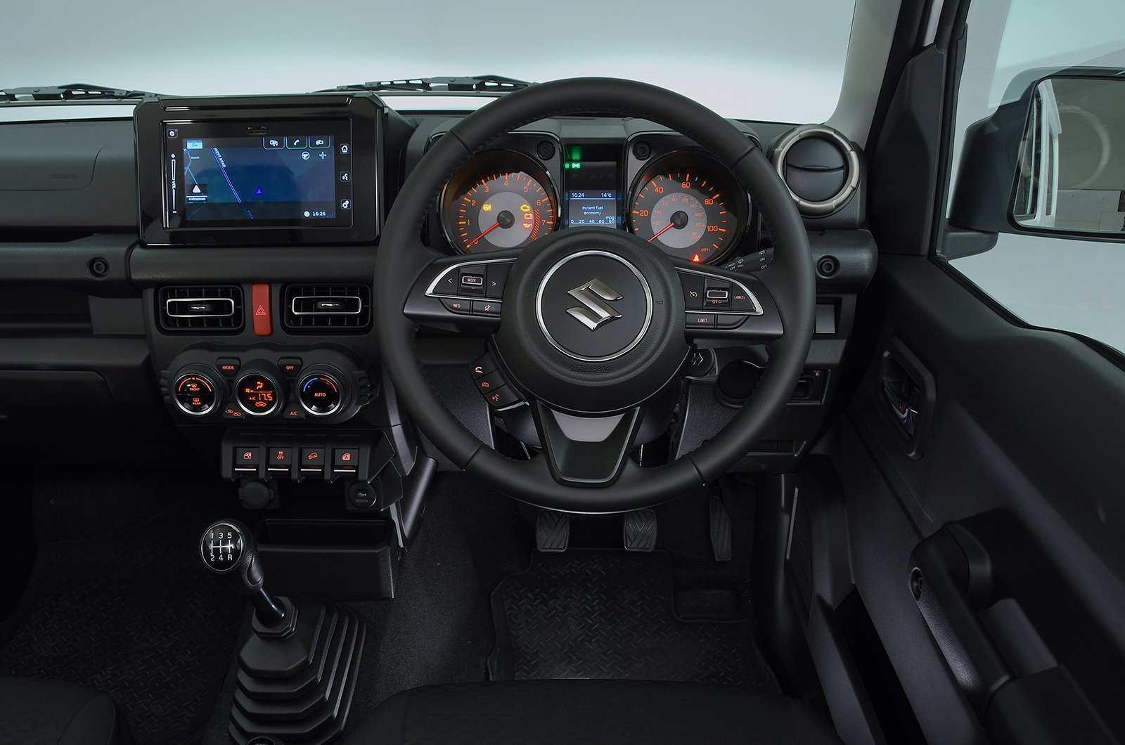 72 All New Suzuki Jimny Interior Research New for Suzuki Jimny Interior
