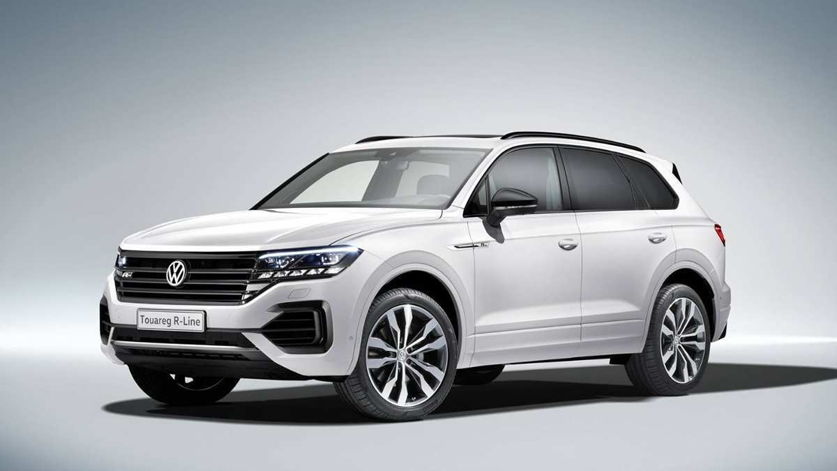 72 All New Touareg Redesign Photos with Touareg Redesign