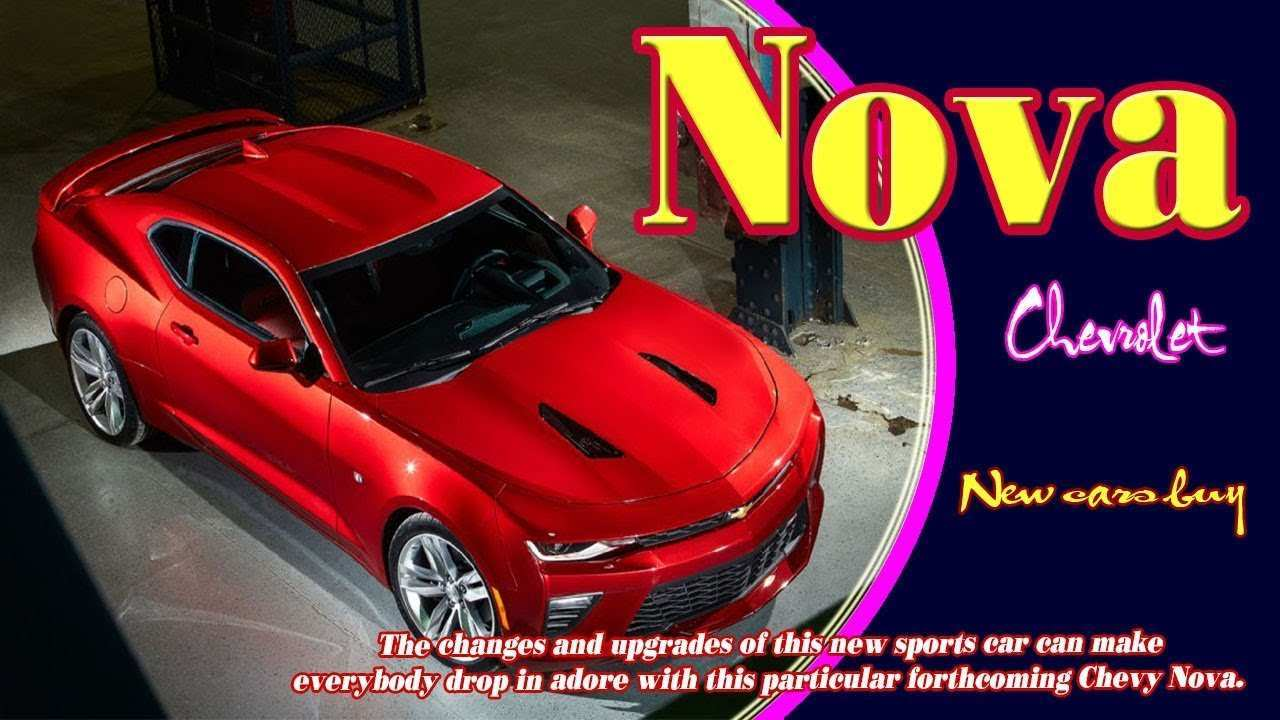72 The 2020 Chevy Nova Ratings with 2020 Chevy Nova