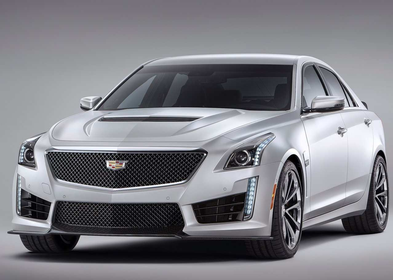 72 The 2020 Cts V Redesign and Concept with 2020 Cts V