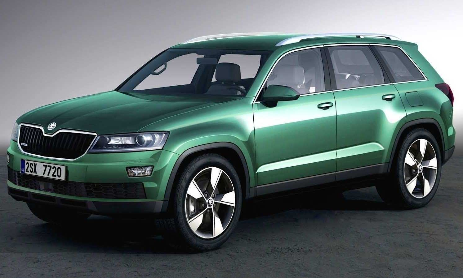 74 All New 2019 Skoda Snowman New Review for 2019 Skoda Snowman