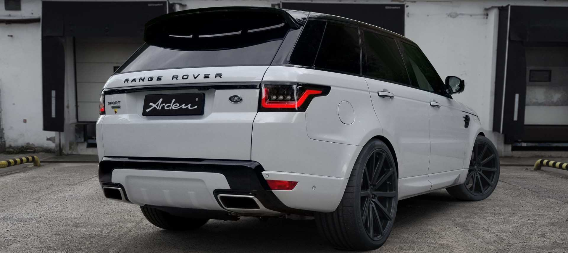 74 Gallery of Range Rover Sport Pictures Concept with Range Rover Sport Pictures