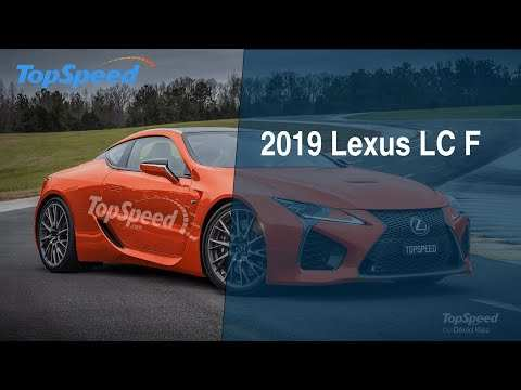 75 Concept of 2019 Lexus Lf Lc Photos by 2019 Lexus Lf Lc