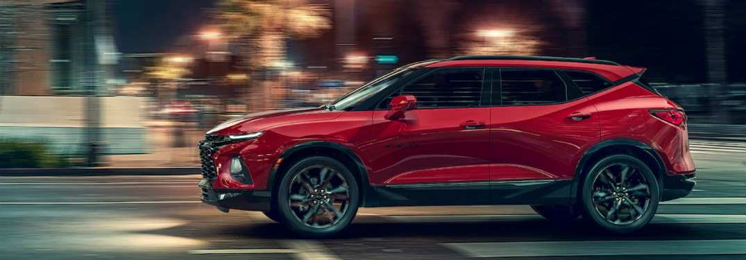 75 Gallery of 2019 Chevy Trailblazer Ss Style for 2019 Chevy Trailblazer Ss