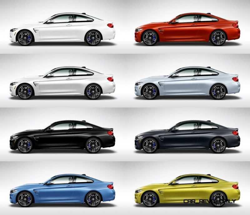 75 Great Bmw M4 Colors Concept for Bmw M4 Colors