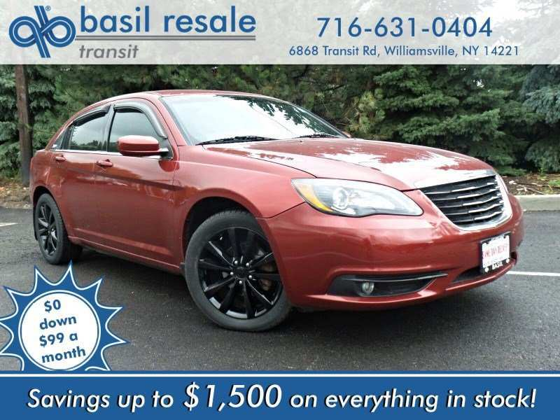 75 The Picture Of A Chrysler 200 Model for Picture Of A Chrysler 200