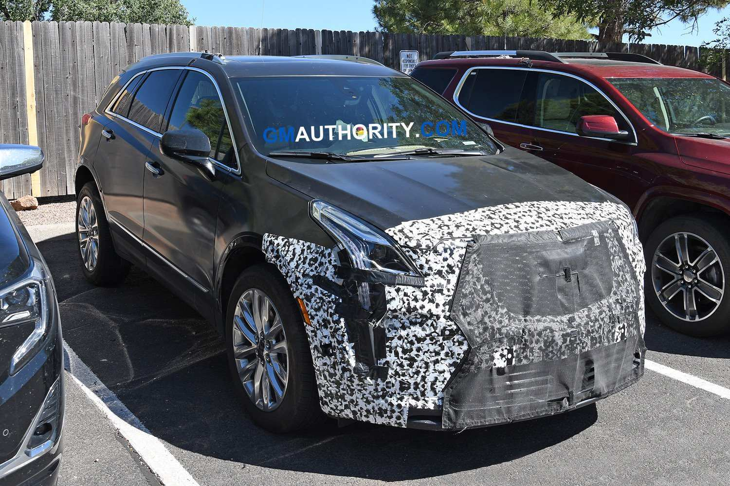 76 Concept of Spy Shots Cadillac Xt5 New Concept for Spy Shots Cadillac Xt5