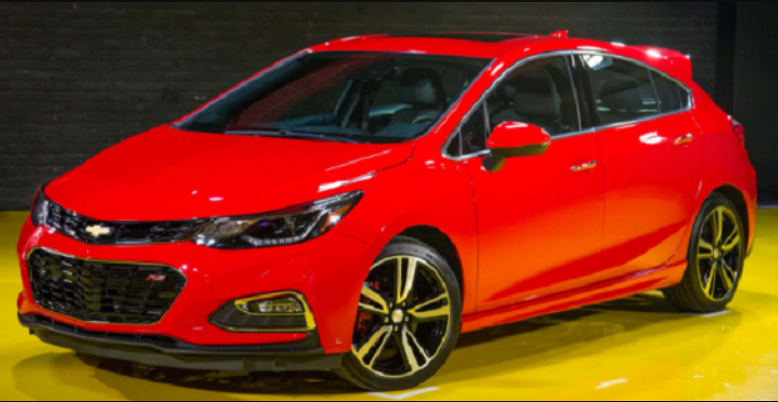 76 New 2020 Chevrolet Cruze Configurations by 2020 Chevrolet Cruze