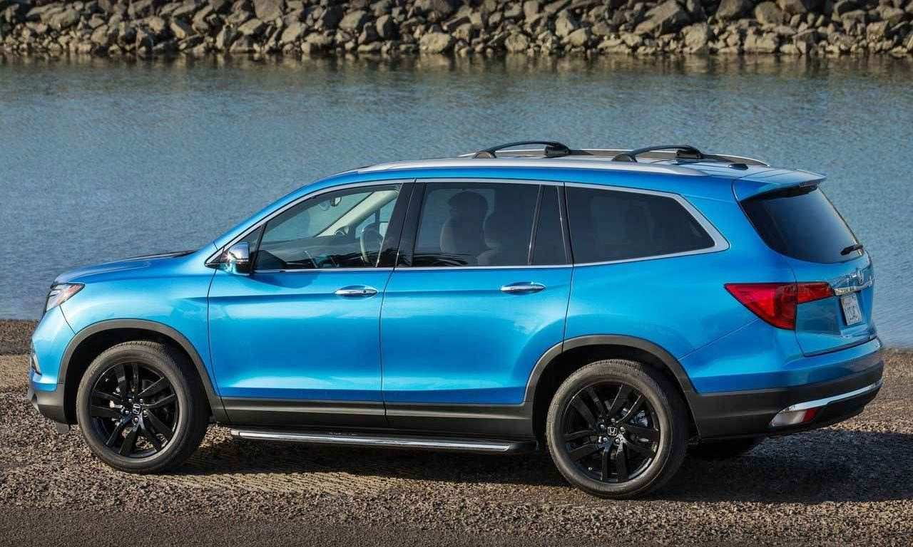 77 Best Review 2018 Honda Pilot Spy Photos Picture by 2018 Honda Pilot Spy Photos