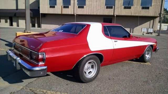 77 Concept of 75 Ford Torino Configurations for 75 Ford Torino