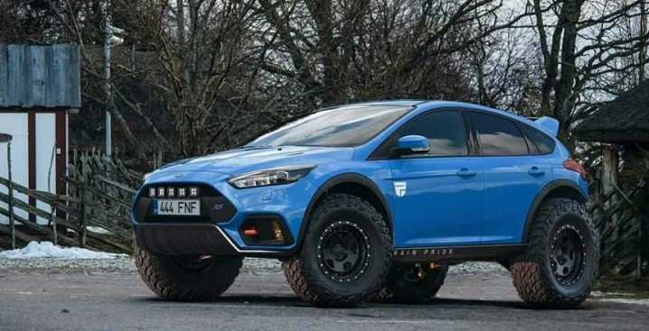 79 Gallery of 2020 Focus Rs Exterior with 2020 Focus Rs