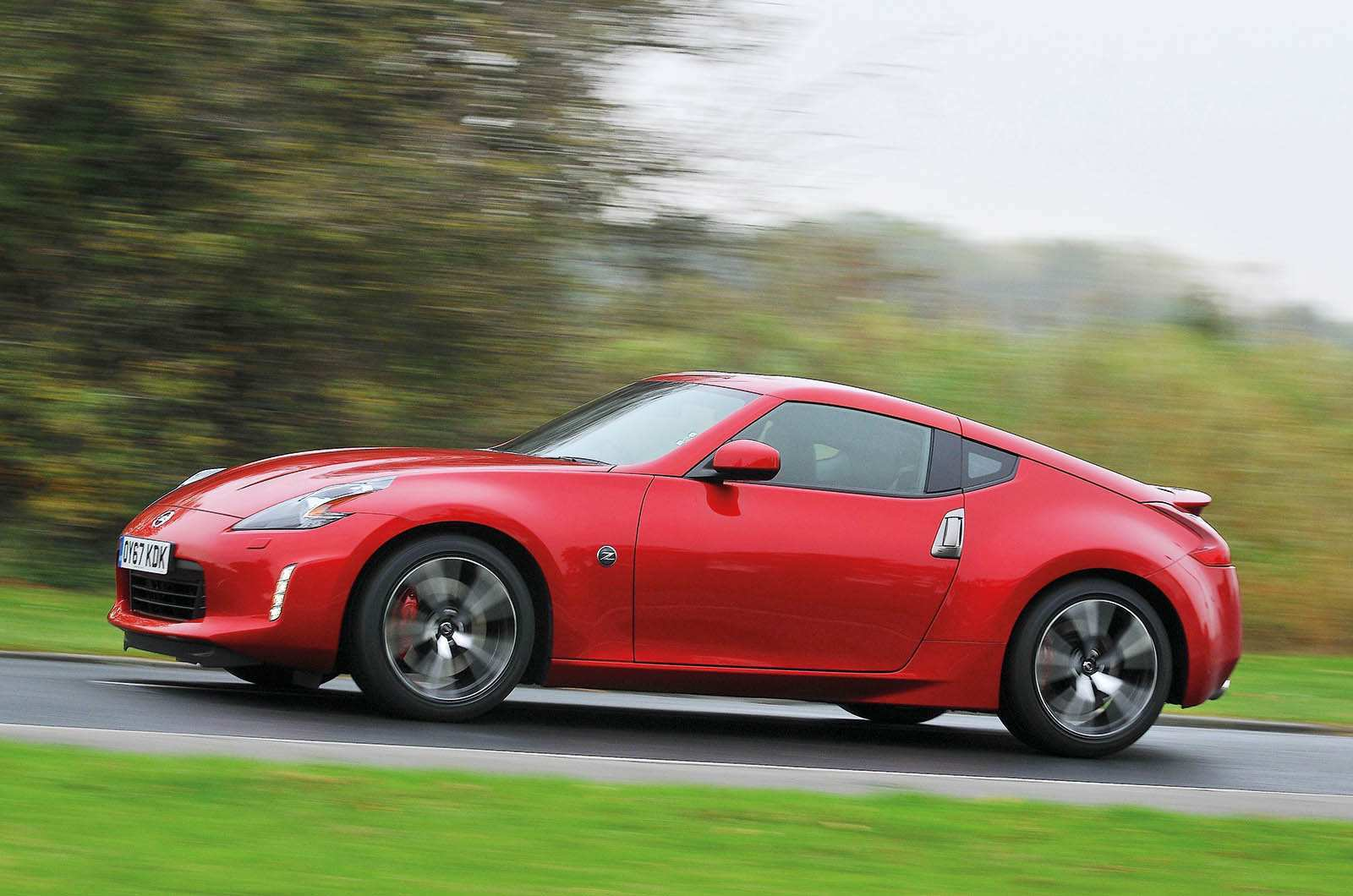 79 Gallery of New Nissan Z35 First Drive for New Nissan Z35