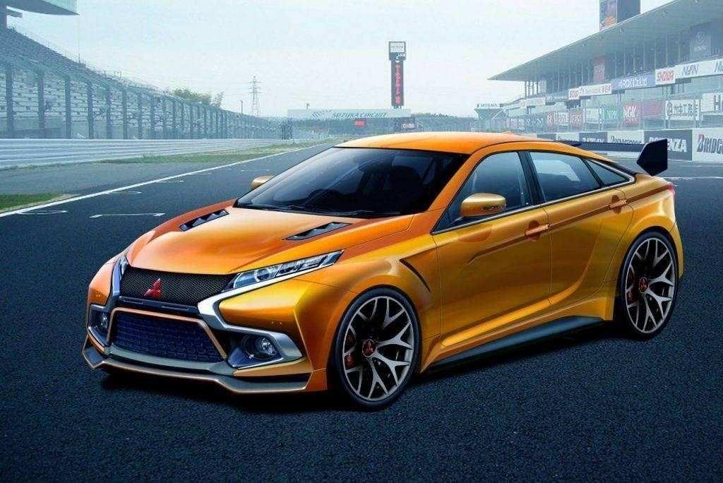 79 New 2019 Mitsubishi Evo Release for 2019 Mitsubishi Evo