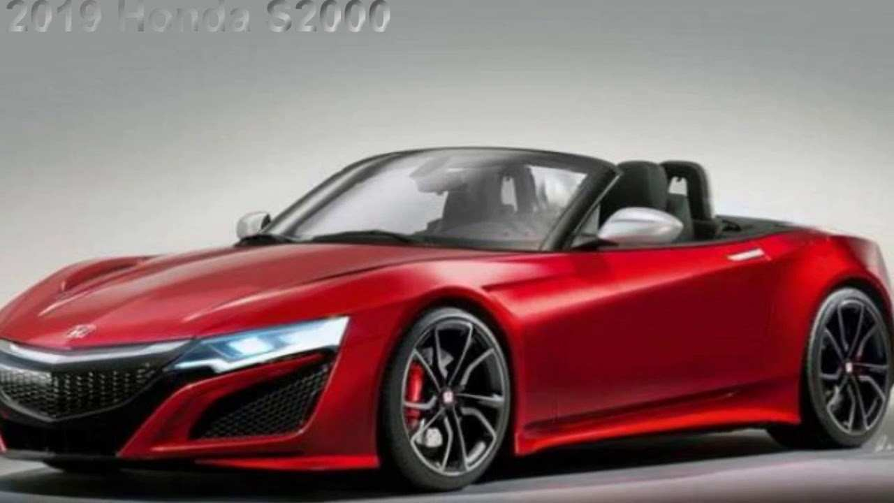 80 Concept of 2019 Honda S2000 Performance with 2019 Honda S2000