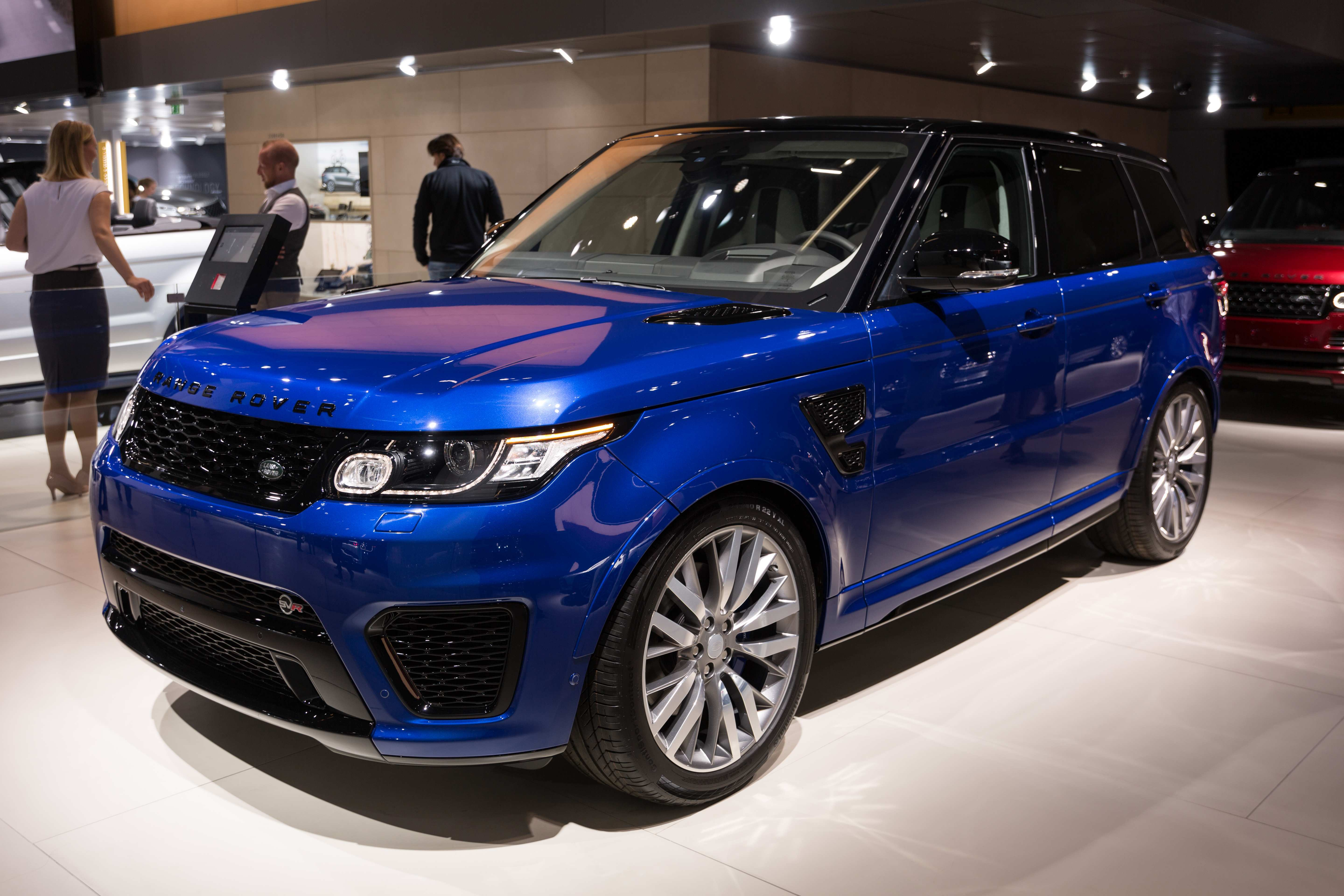 80 Gallery of Range Rover Sport Pictures Release with Range Rover Sport Pictures