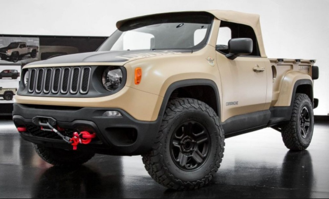 80 New Jeep Comanche Release Date First Drive with Jeep Comanche Release Date