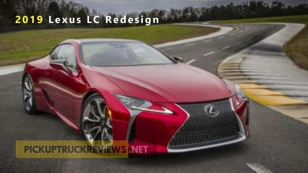 81 All New 2019 Lexus Lf Lc Overview by 2019 Lexus Lf Lc