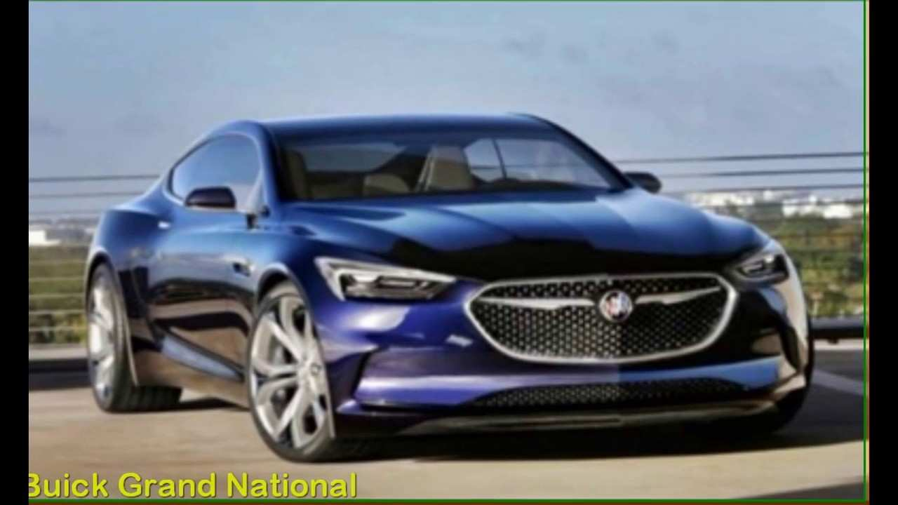 81 Best Review Buick Gnx Concept Redesign and Concept by Buick Gnx Concept