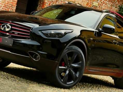 81 Great Infiniti Qx70 Concept Style for Infiniti Qx70 Concept