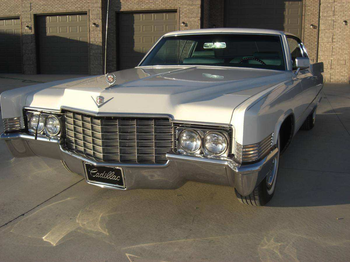 81 The 69 Coupe Deville Ratings for 69 Coupe Deville