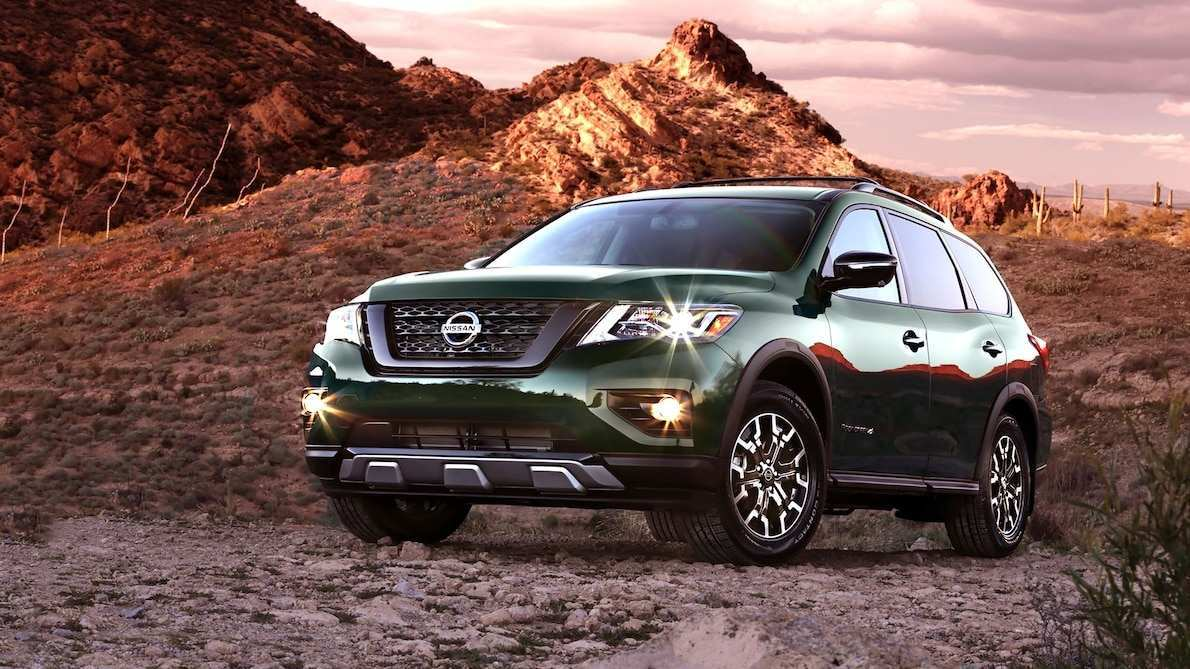 82 Best Review Nissan Pathfinder Pictures First Drive with Nissan Pathfinder Pictures