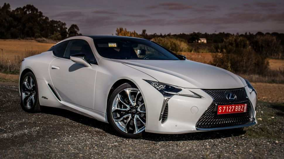 82 Gallery of 2019 Lexus Lf Lc Research New for 2019 Lexus Lf Lc