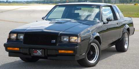 82 Gallery of Buick Grand National Pictures History with Buick Grand National Pictures