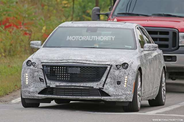 82 Gallery of Cadillac Spy Shots Rumors for Cadillac Spy Shots