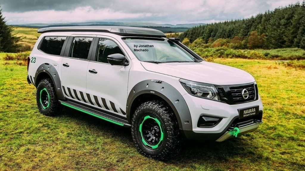 82 Gallery of Xterra Concept Price and Review by Xterra Concept